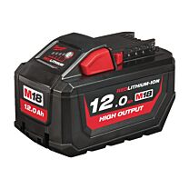 Milwaukee m18 HB12 18v accu 12.0Ah